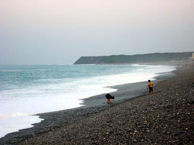 七星潭海岸风景特定区包含多个景点,像是观看七星潭风景最佳景点的